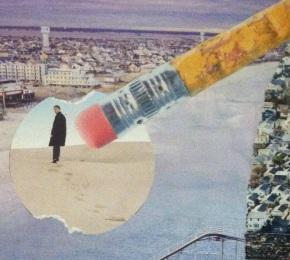 Collage by Julie Mastrine