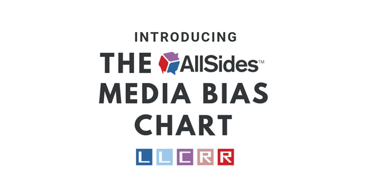 Introducing The Allsides Media Bias Chart Julie Mastrine